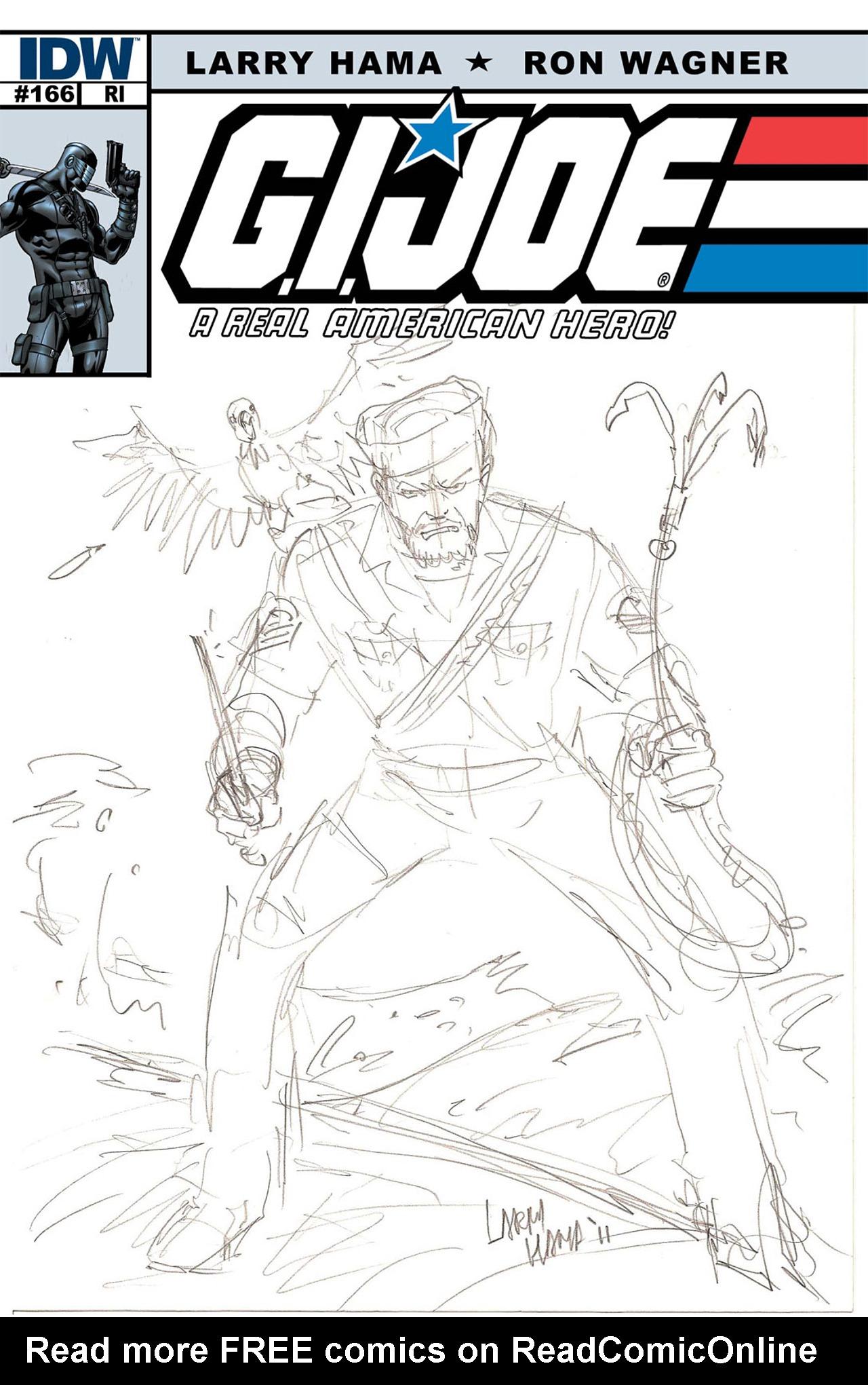G.I. Joe: A Real American Hero 166 Page 2