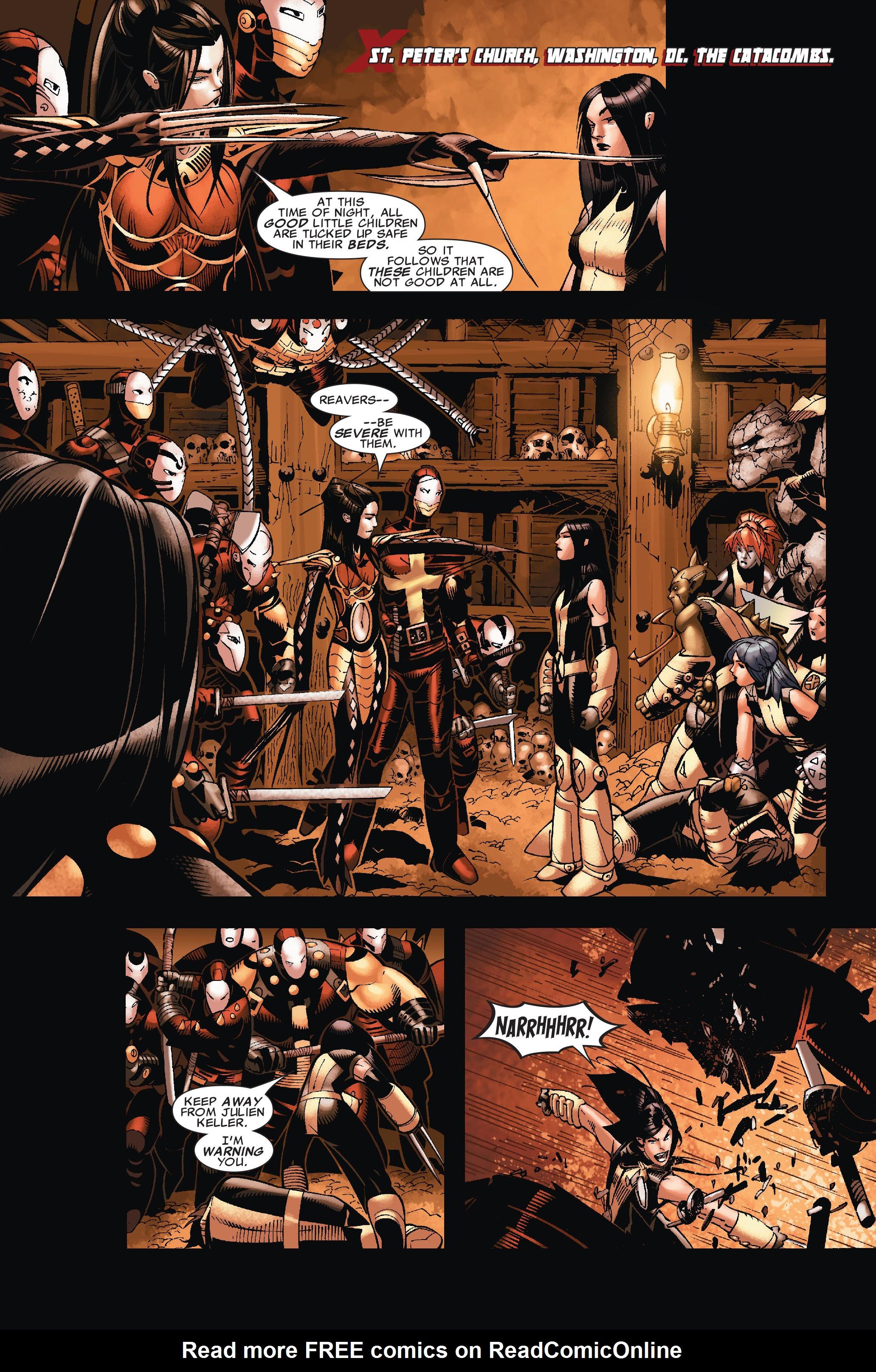 X-Men (1991) 205 Page 9