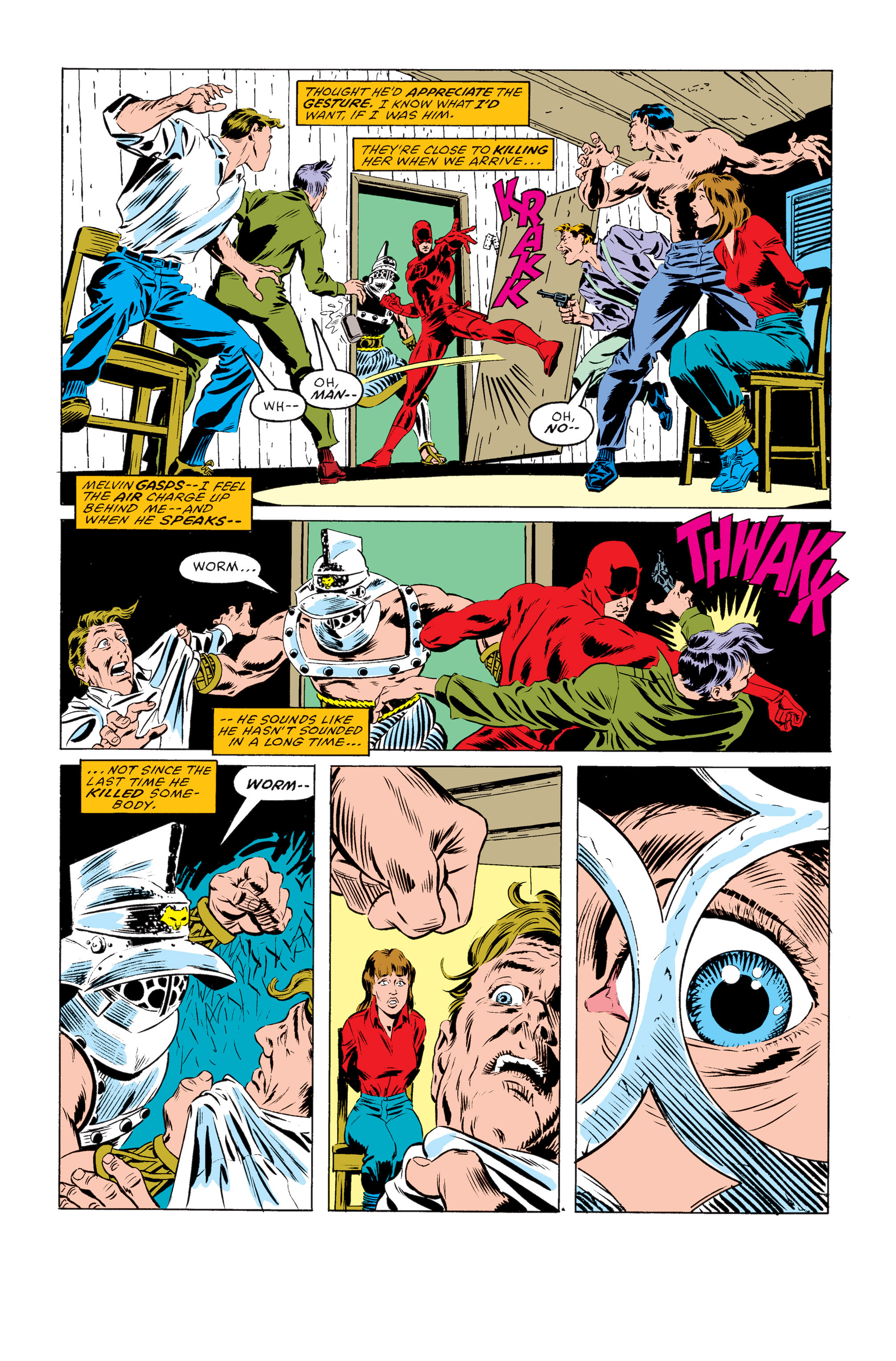 Read online Daredevil: Born Again comic -  Issue # Full - 25