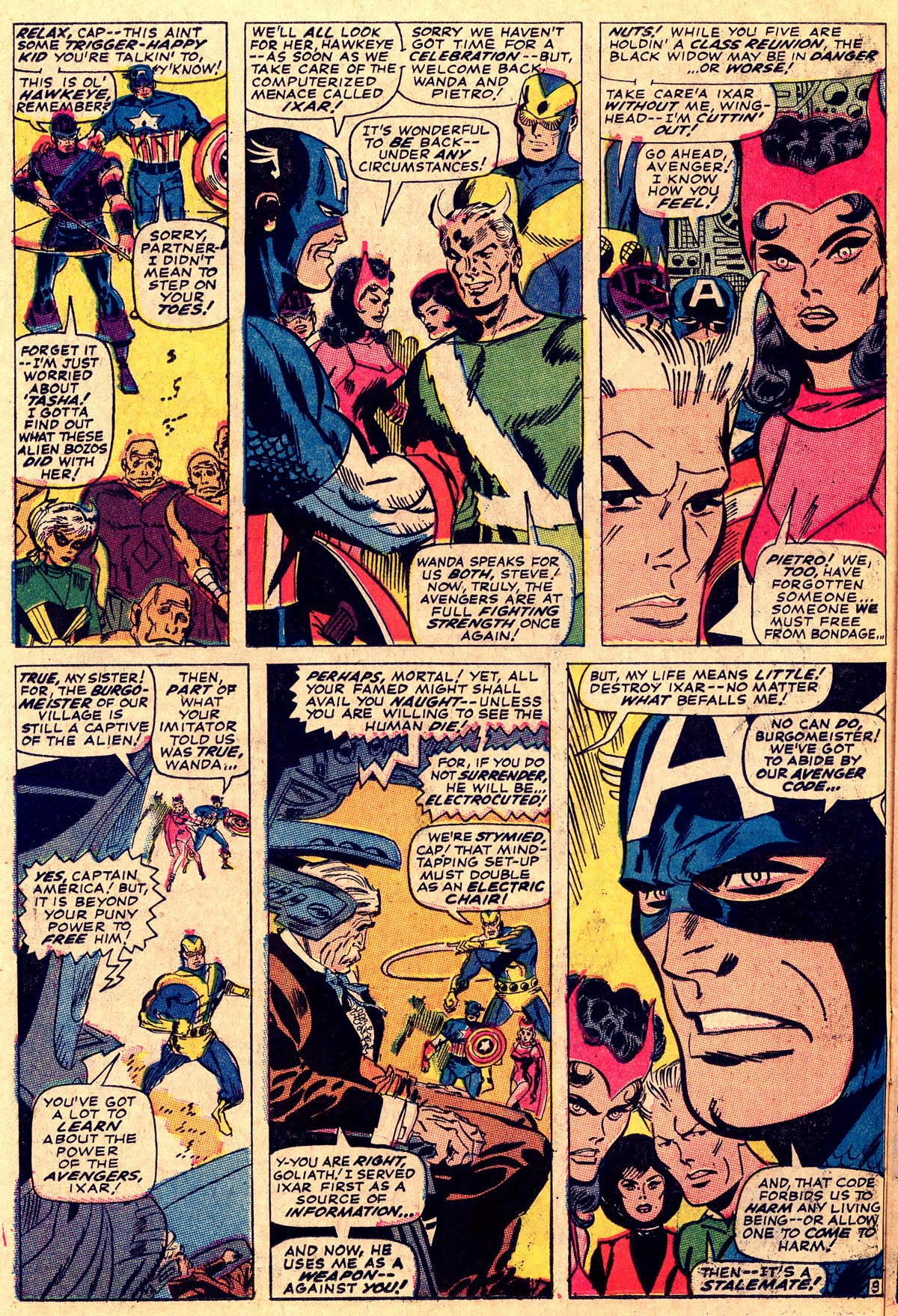 The Avengers (1963) 37 Page 13