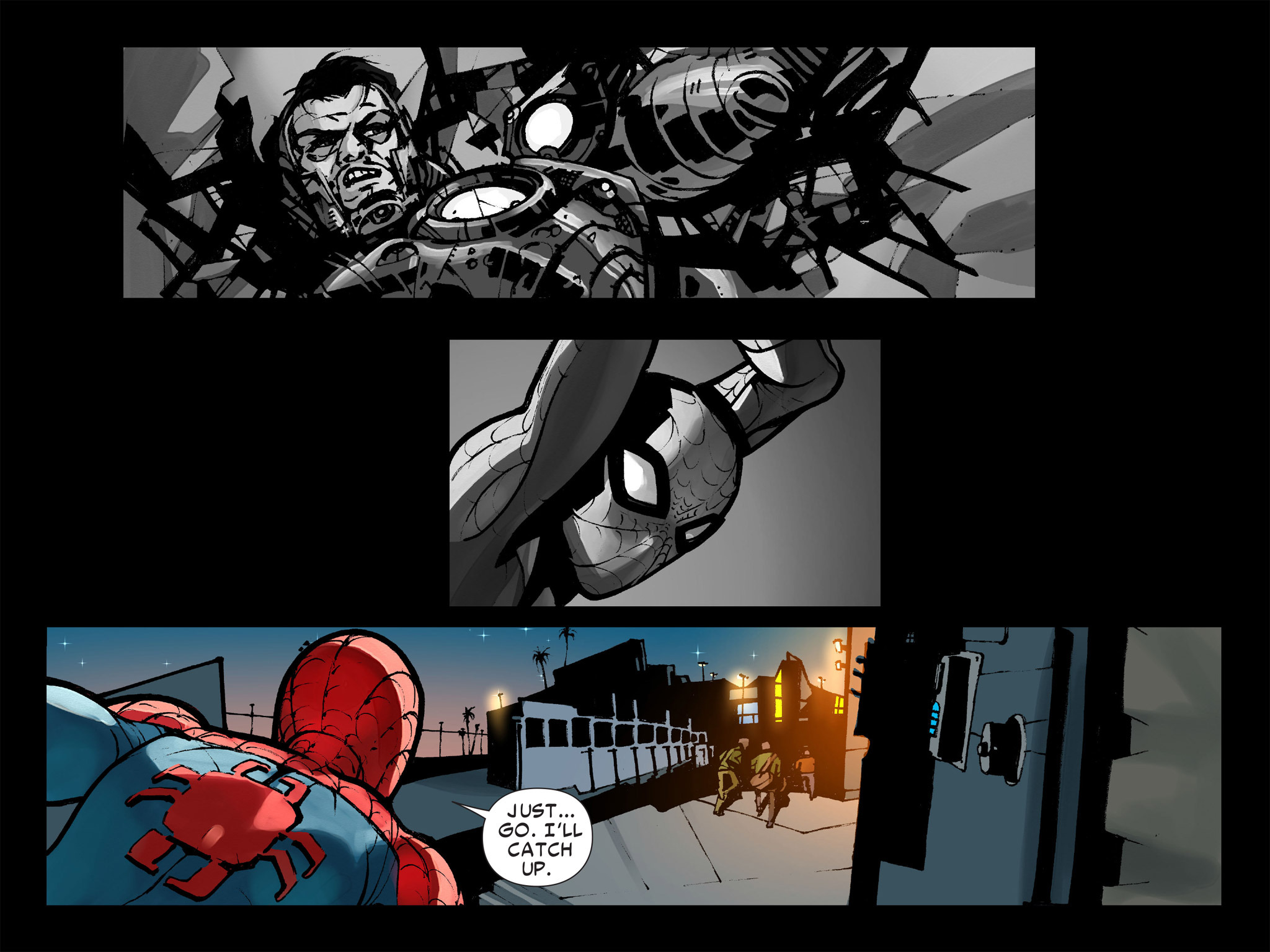 Read online Amazing Spider-Man: Who Am I? comic -  Issue # Full (Part 1) - 169