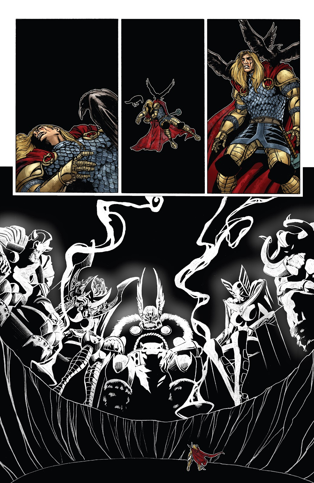 Read online Thor: Ragnaroks comic -  Issue # TPB (Part 3) - 27