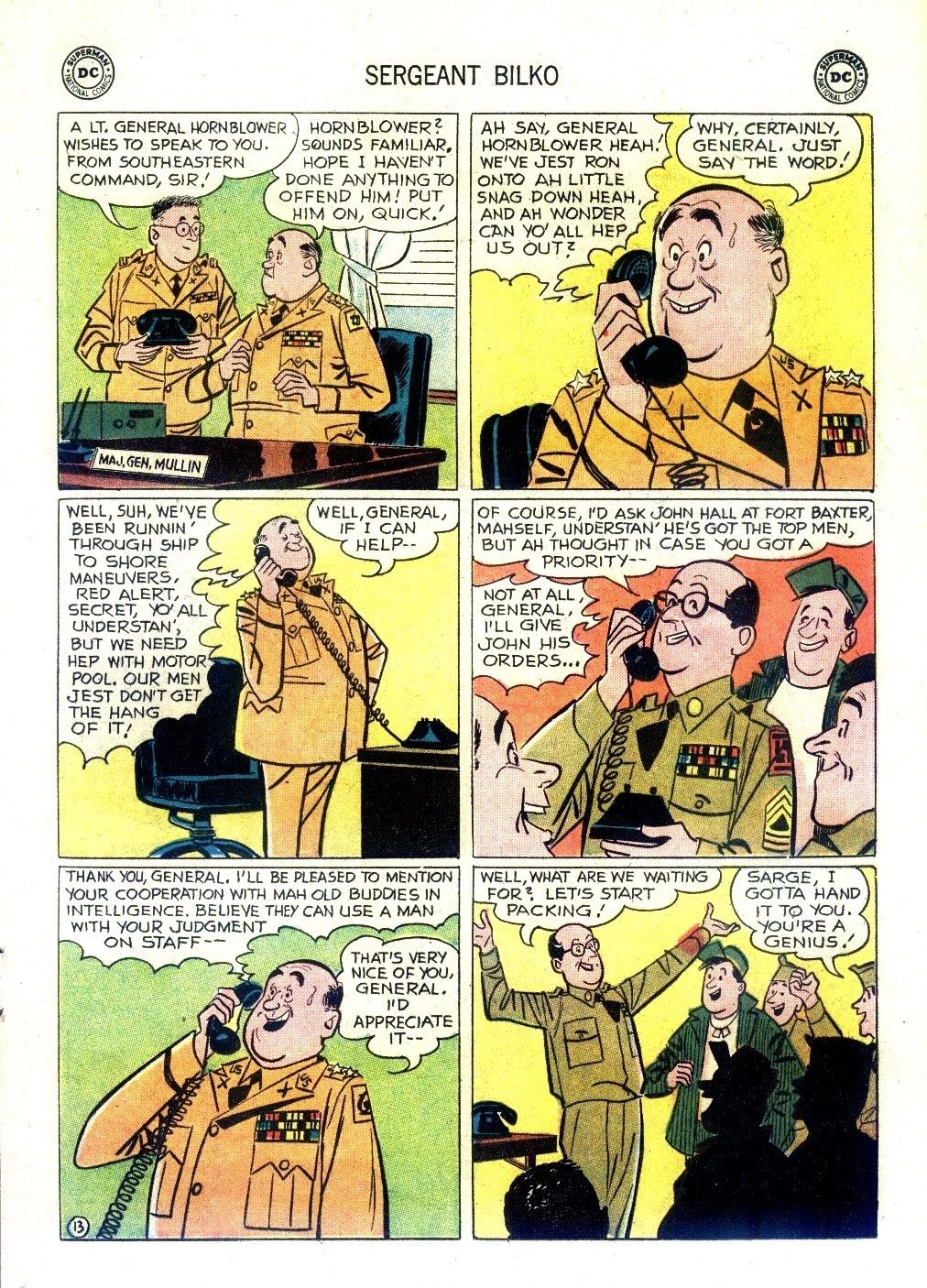 Sergeant Bilko issue 9 - Page 17