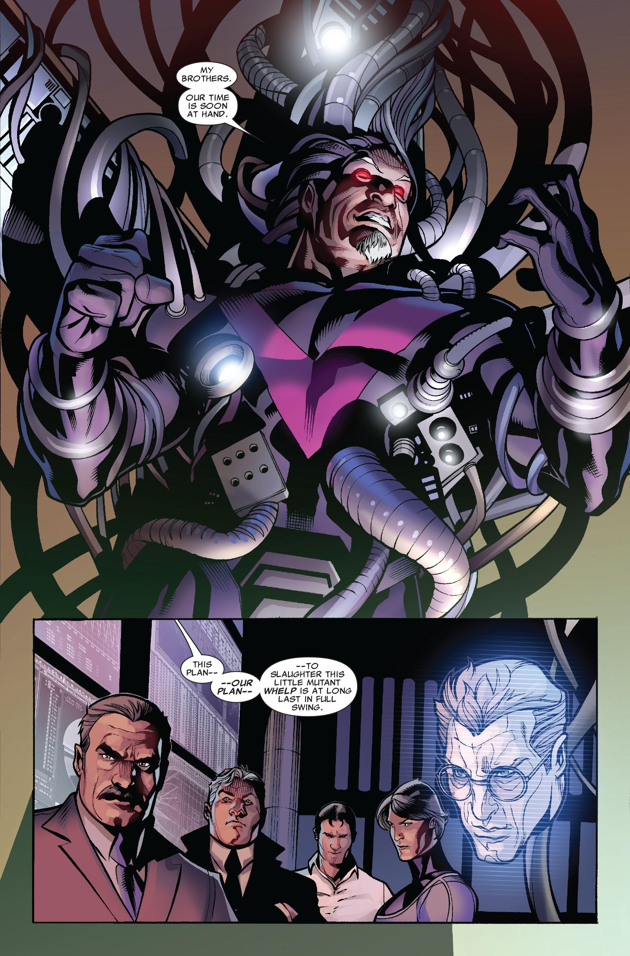 Read online Uncanny X-Men (1963) comic -  Issue #523 - 13