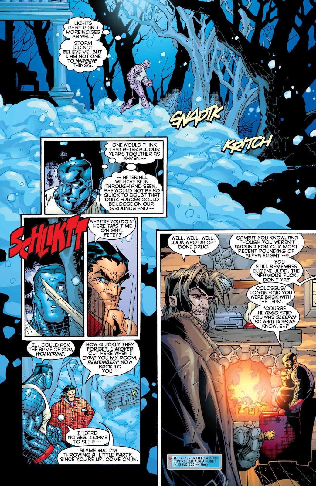 Uncanny X-Men (1963) issue 365 - Page 6