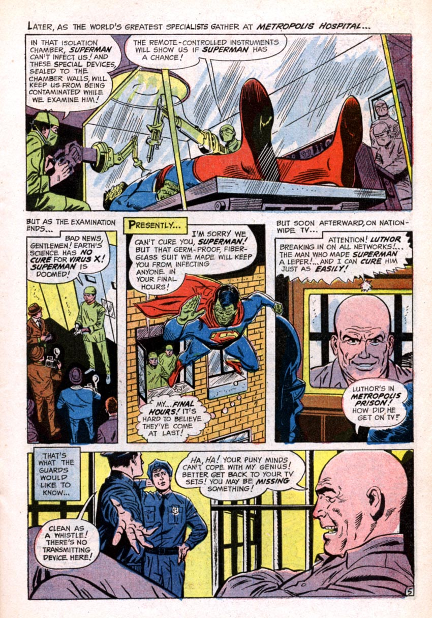 Read online Action Comics (1938) comic -  Issue #364 - 8