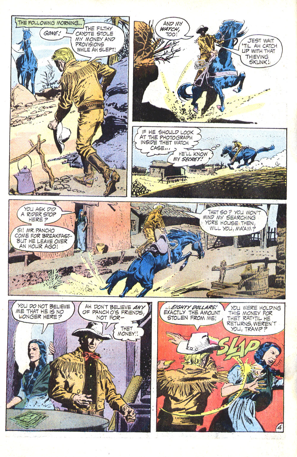Read online All-Star Western (1970) comic -  Issue #6 - 6