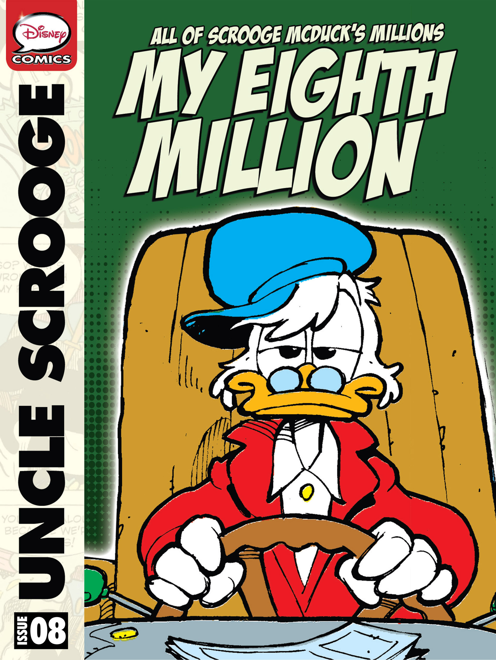 Read online All of Scrooge McDuck's Millions comic -  Issue #8 - 2