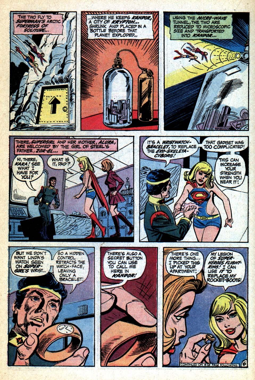 Read online Adventure Comics (1938) comic -  Issue #409 - 24