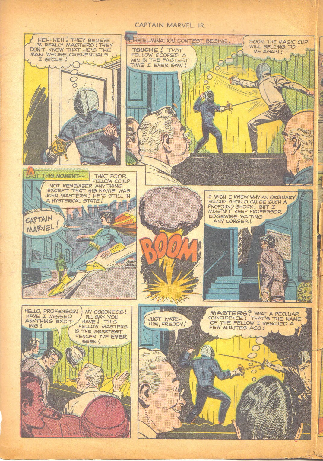 Captain Marvel, Jr. issue 95 - Page 45