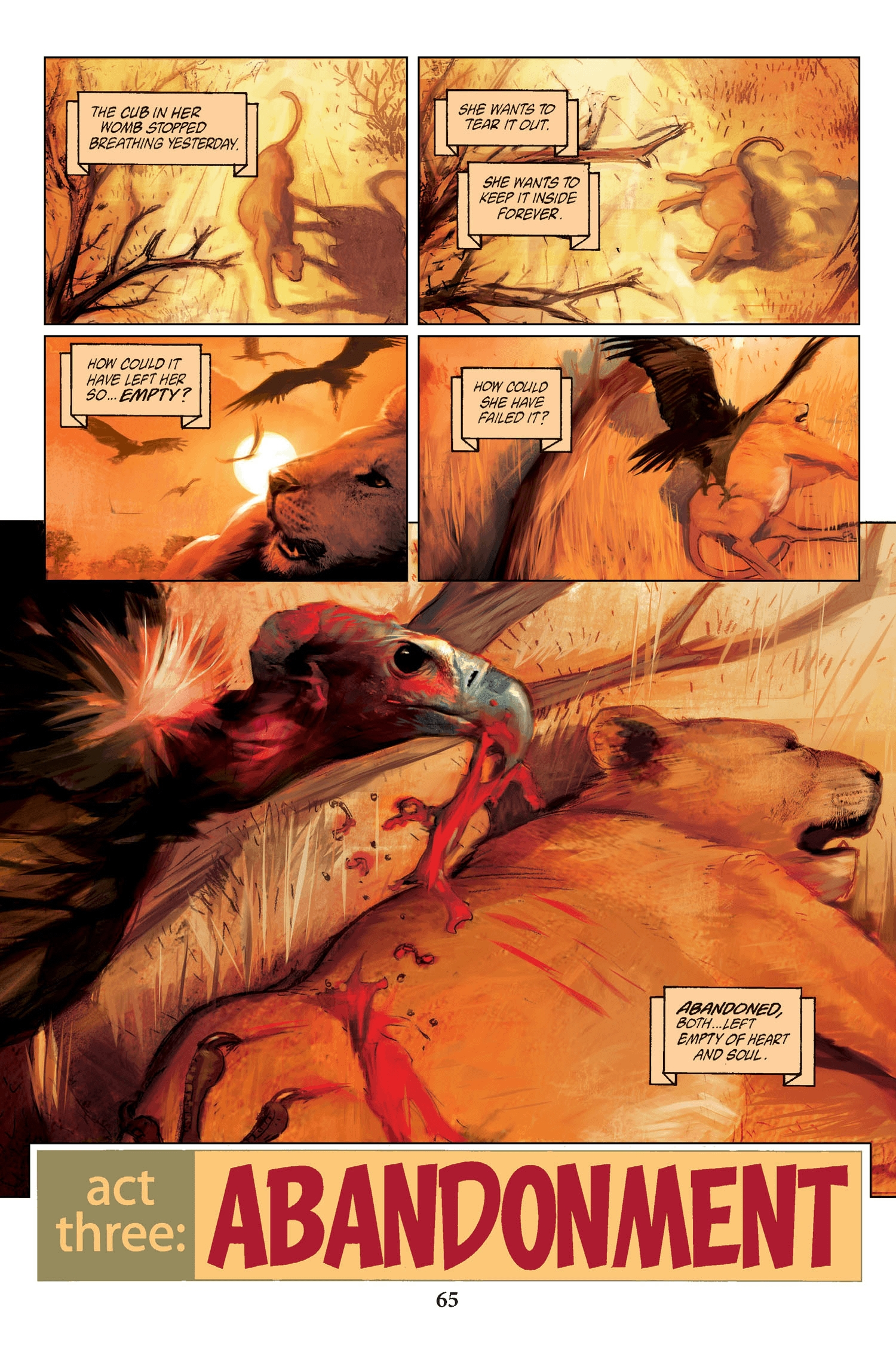 Read online Buffy the Vampire Slayer: Omnibus comic -  Issue # TPB 2 - 64