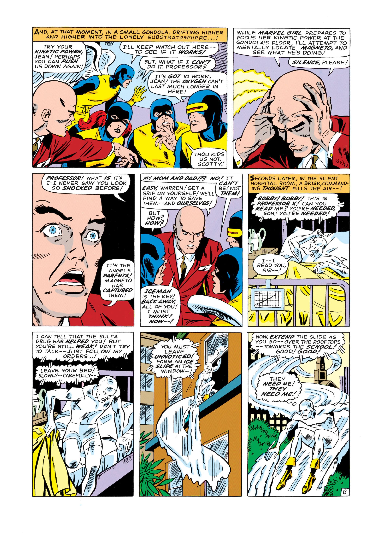 Read online Uncanny X-Men (1963) comic -  Issue #18 - 9