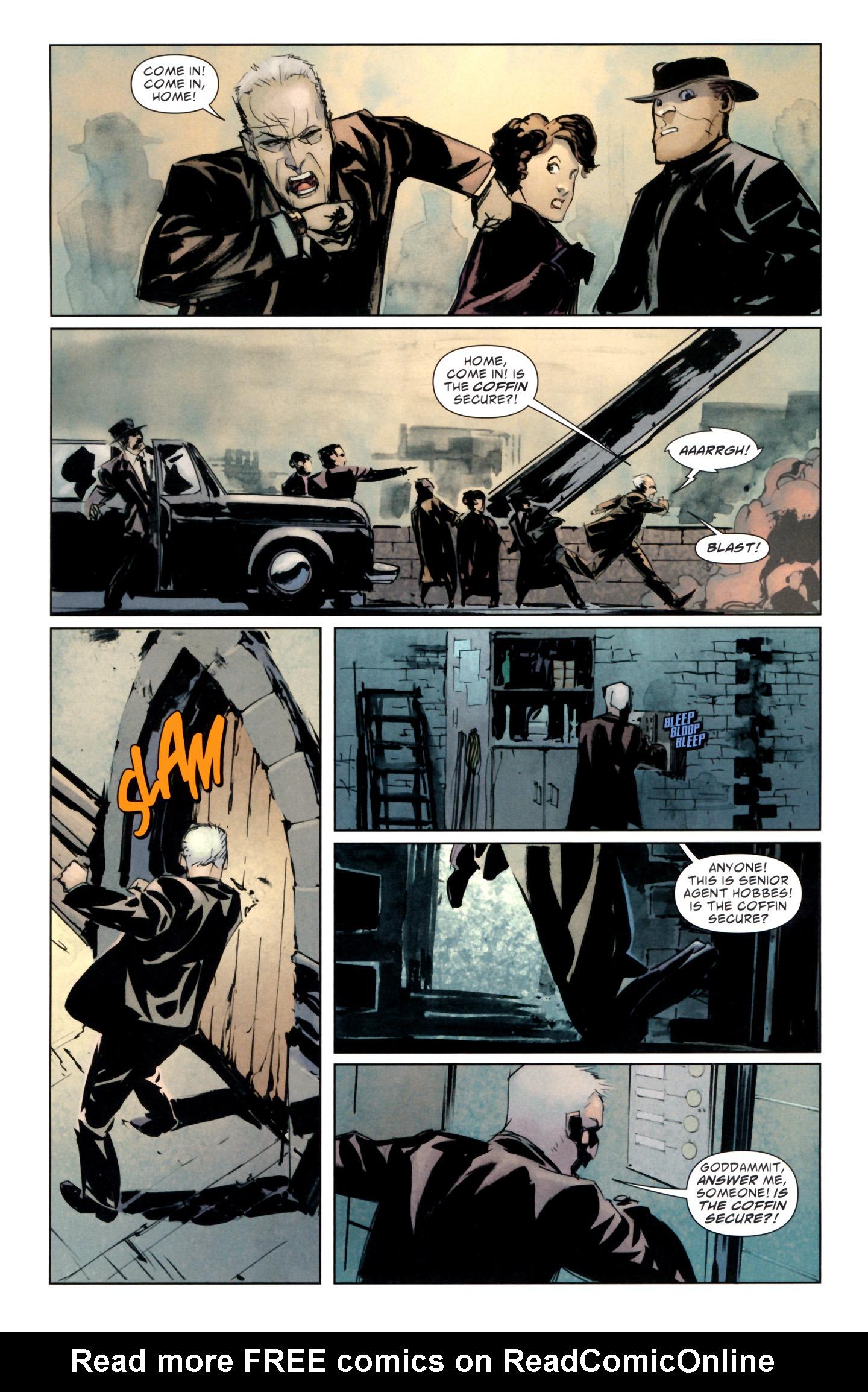 Read online American Vampire: Lord of Nightmares comic -  Issue #1 - 13