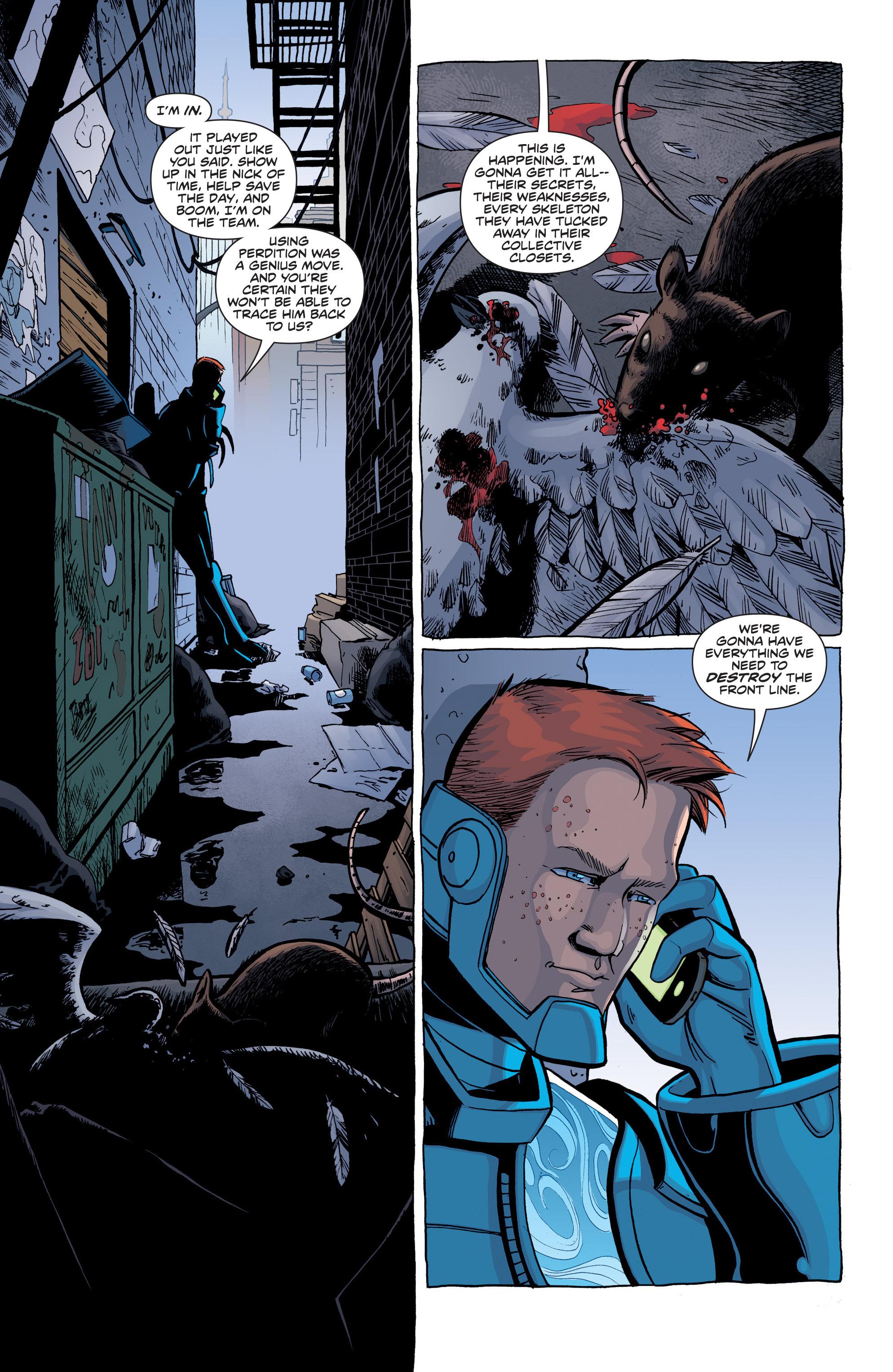 Read online Secret Identities comic -  Issue #1 - 10
