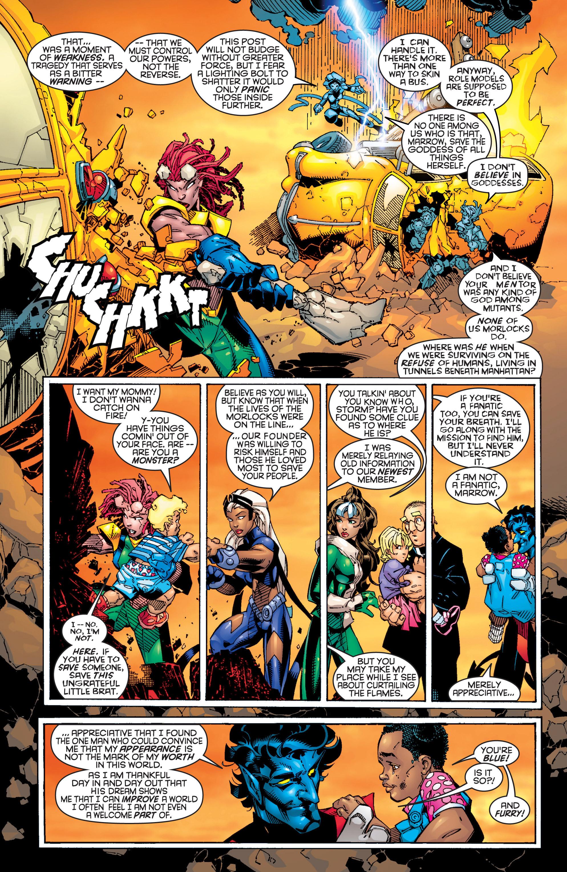 Read online Uncanny X-Men (1963) comic -  Issue #362 - 12
