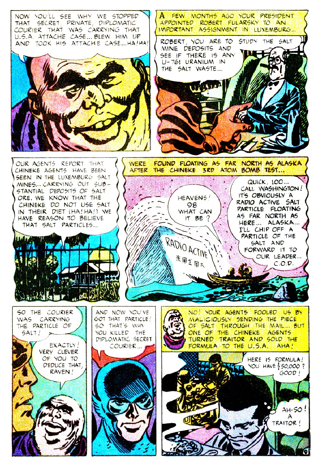 T.H.U.N.D.E.R. Agents (1965) issue 9 - Page 63