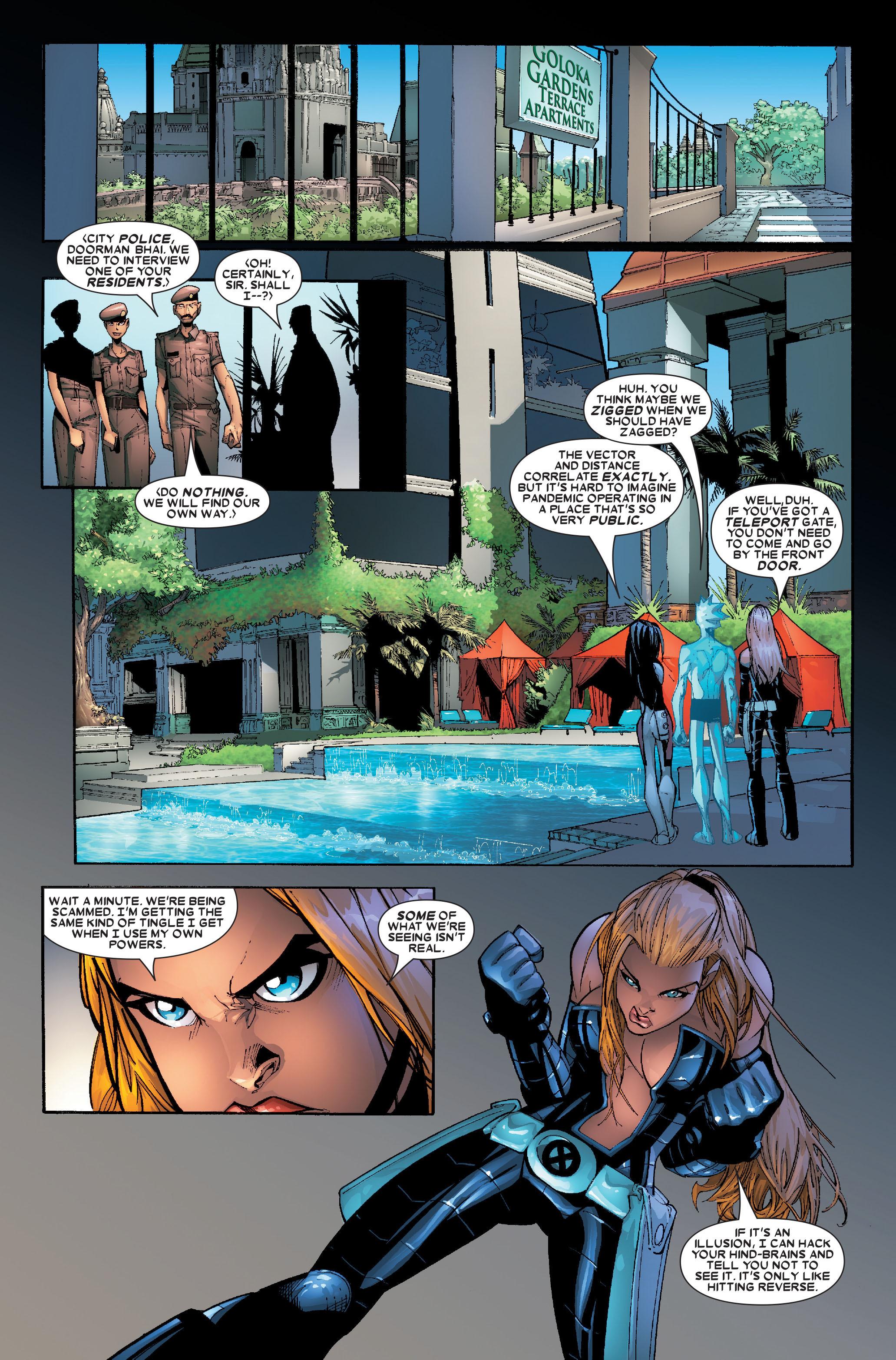 X-Men (1991) 195 Page 11