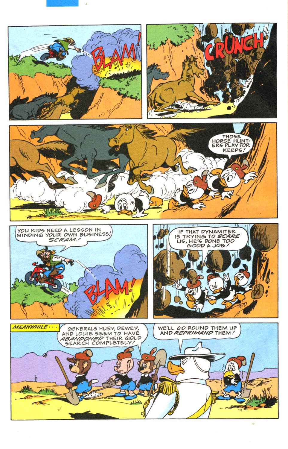 Read online Uncle Scrooge (1953) comic -  Issue #293 - 25