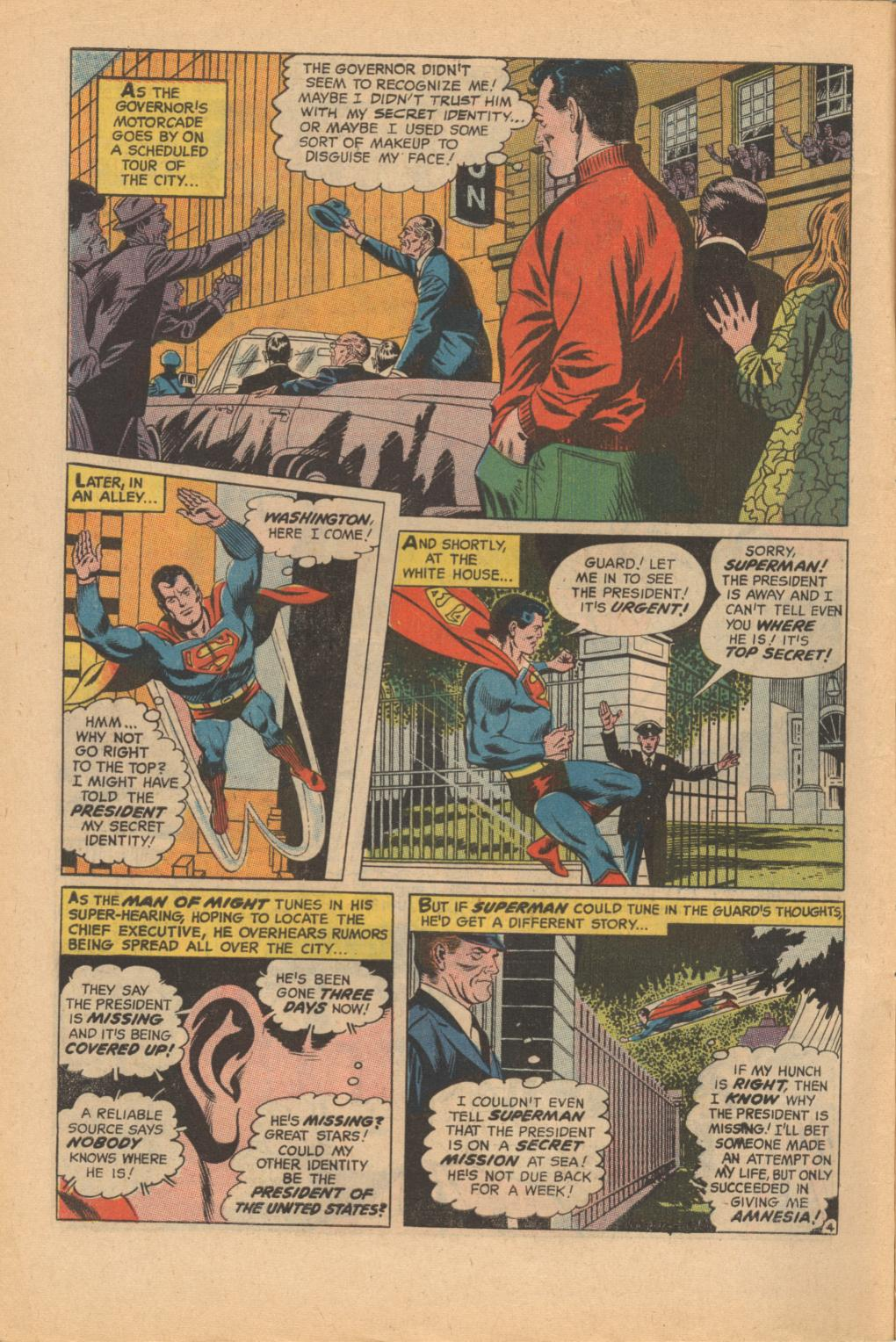 Read online Action Comics (1938) comic -  Issue #371 - 6
