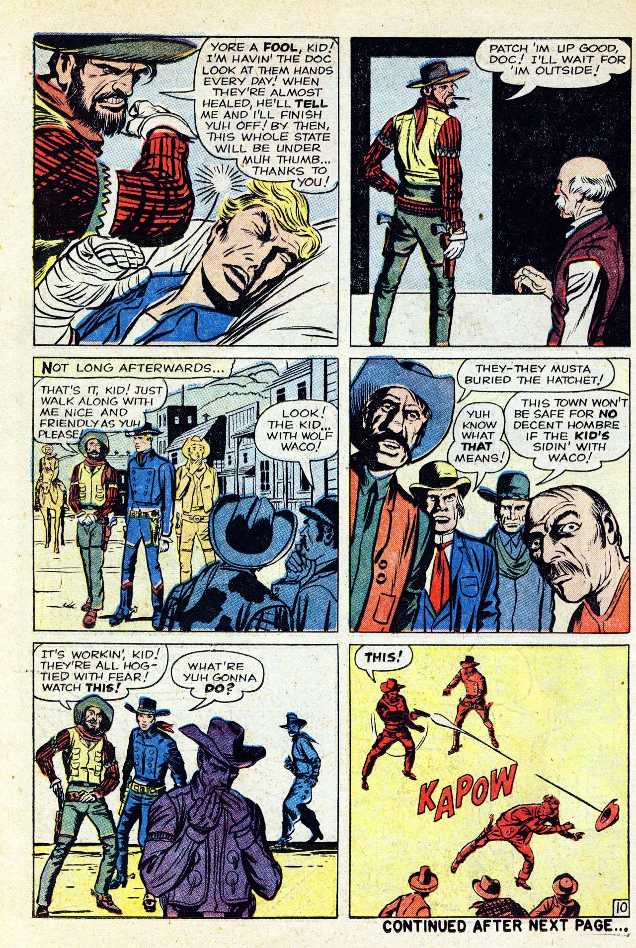 Read online Two-Gun Kid comic -  Issue #59 - 14