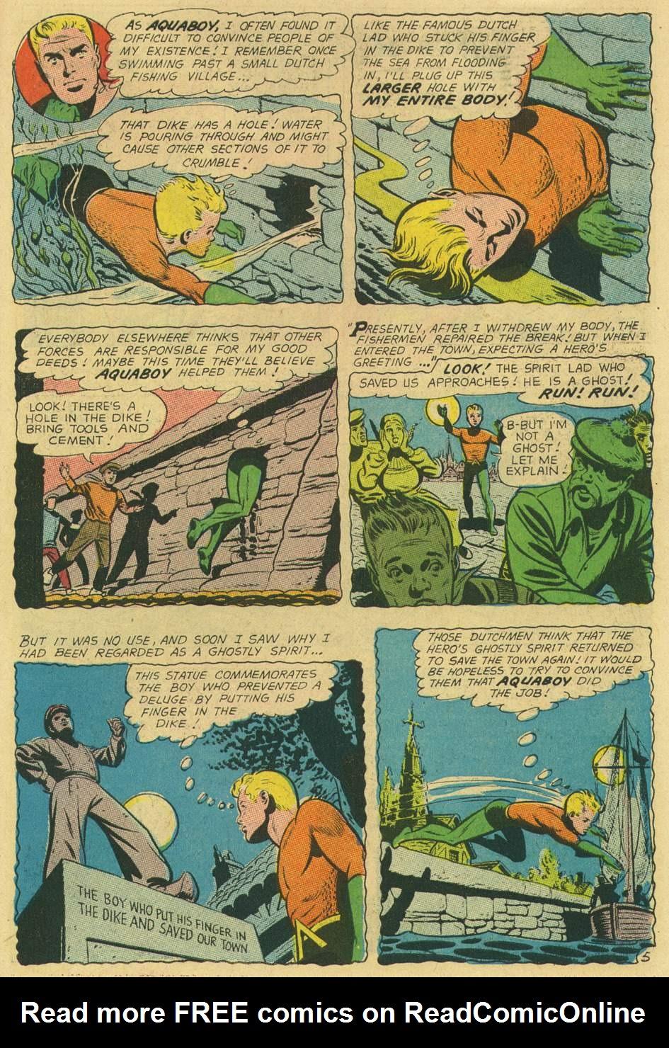 Read online Aquaman (1962) comic -  Issue #47 - 29