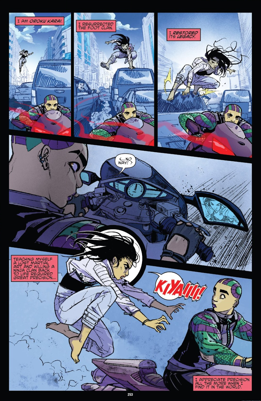 Read online Teenage Mutant Ninja Turtles: The IDW Collection comic -  Issue # TPB 9 (Part 3) - 50