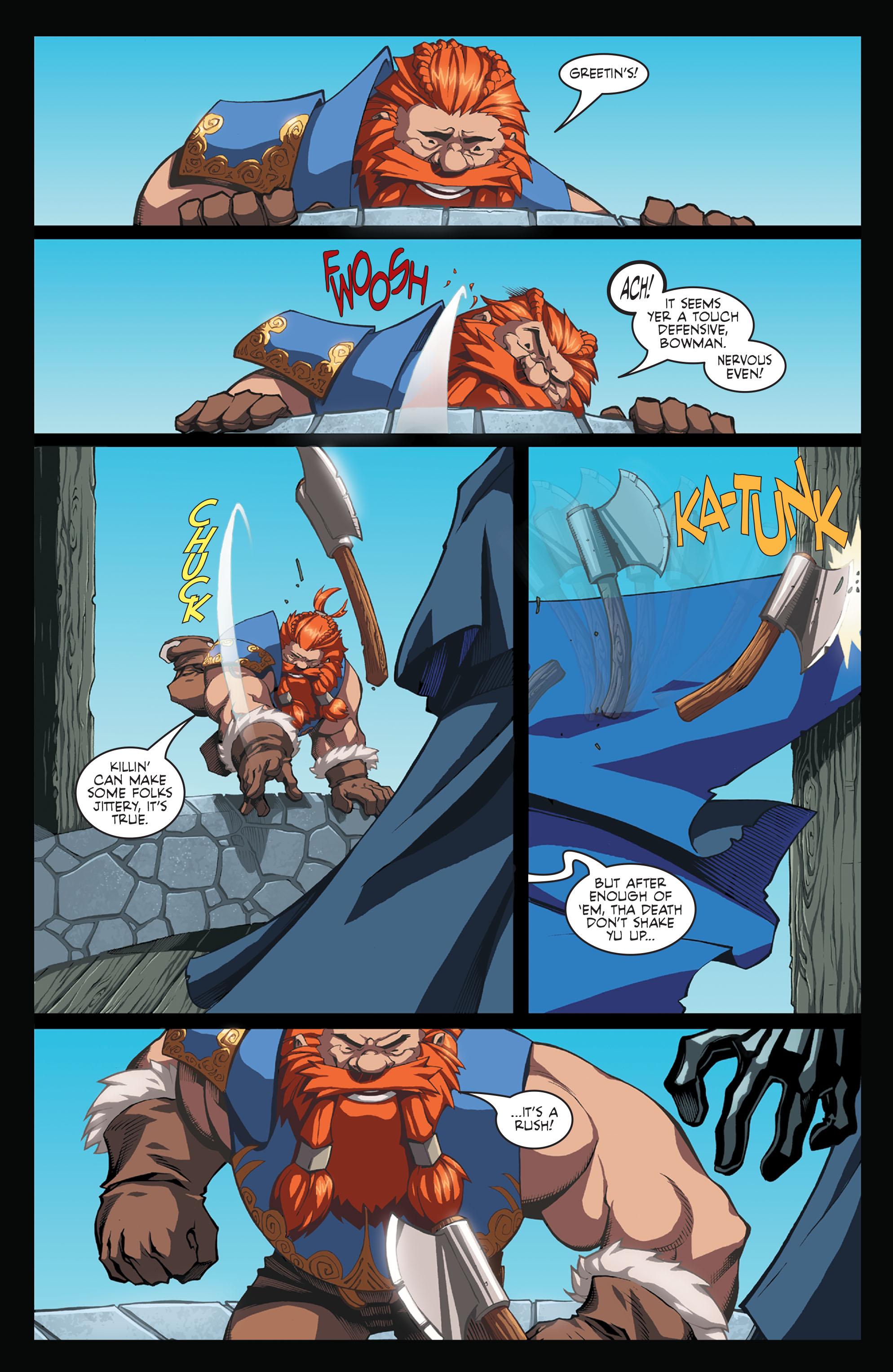 Read online Skullkickers comic -  Issue #1 - 16