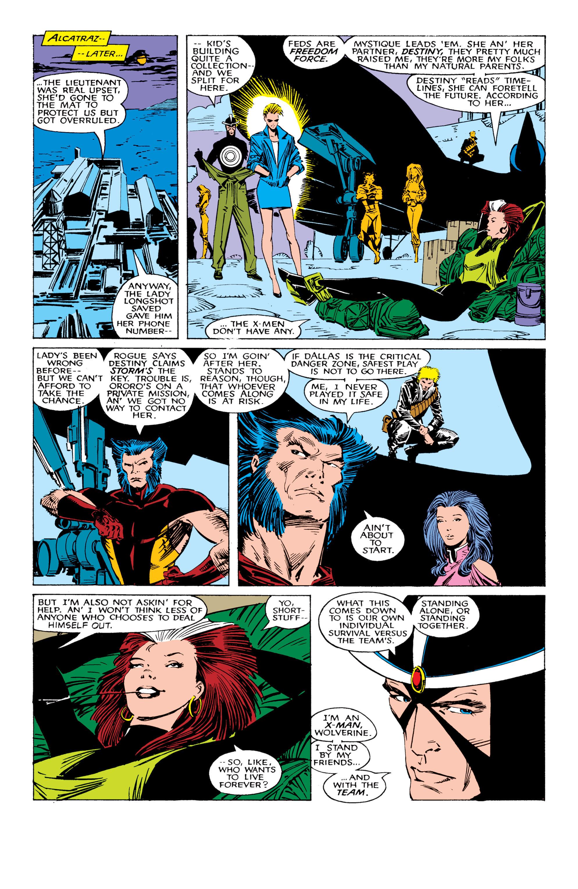Read online Uncanny X-Men (1963) comic -  Issue #224 - 14
