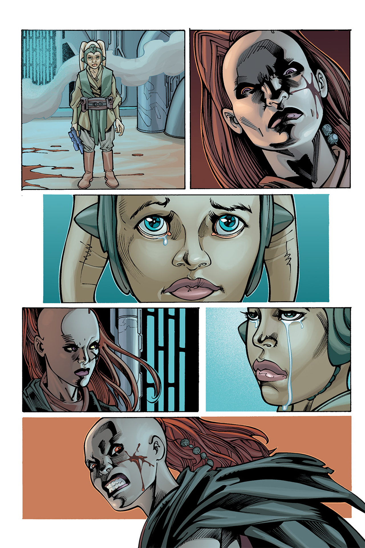 Read online Star Wars Omnibus comic -  Issue # Vol. 10 - 50