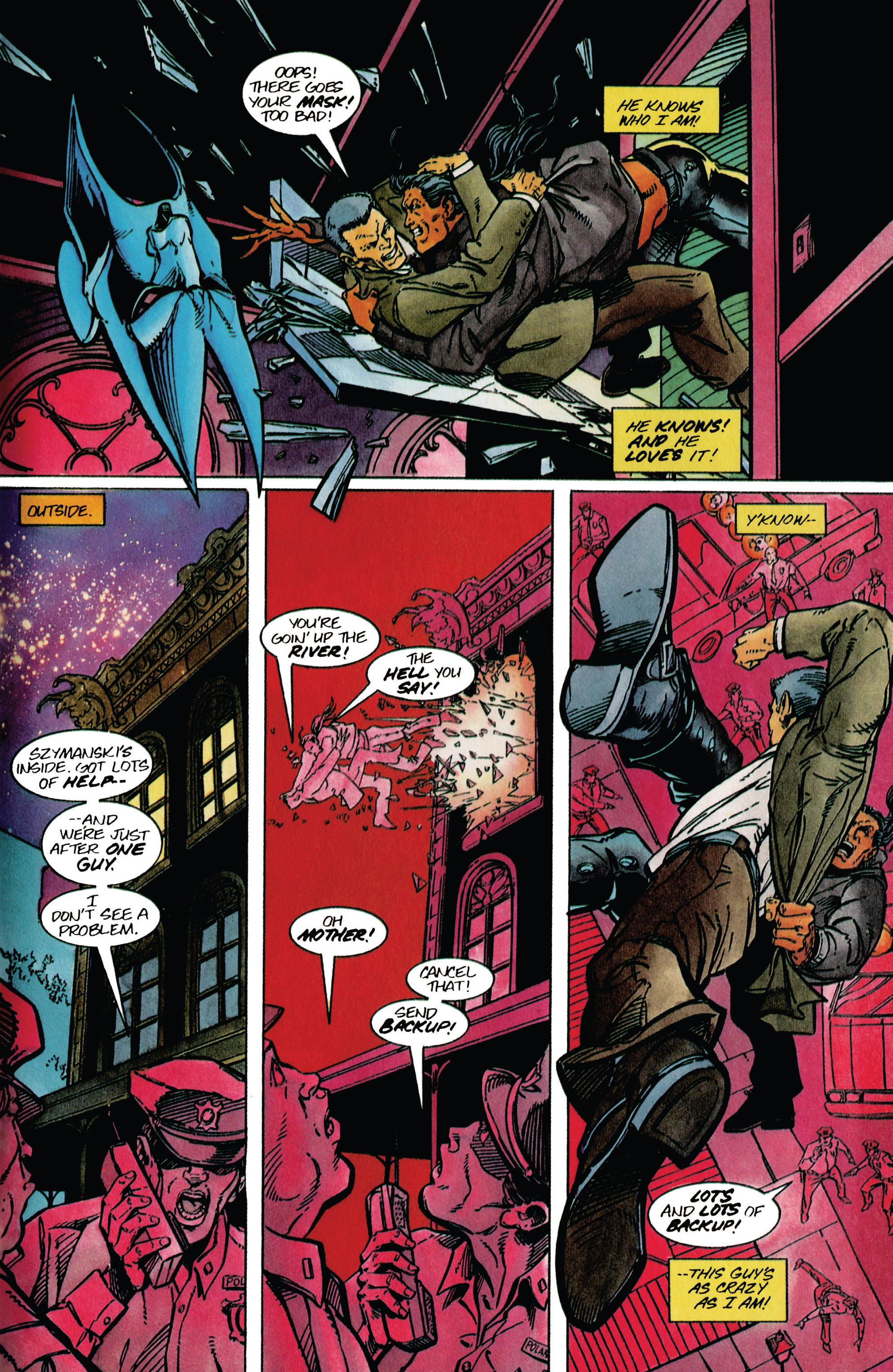 Read online Shadowman (1992) comic -  Issue #41 - 19