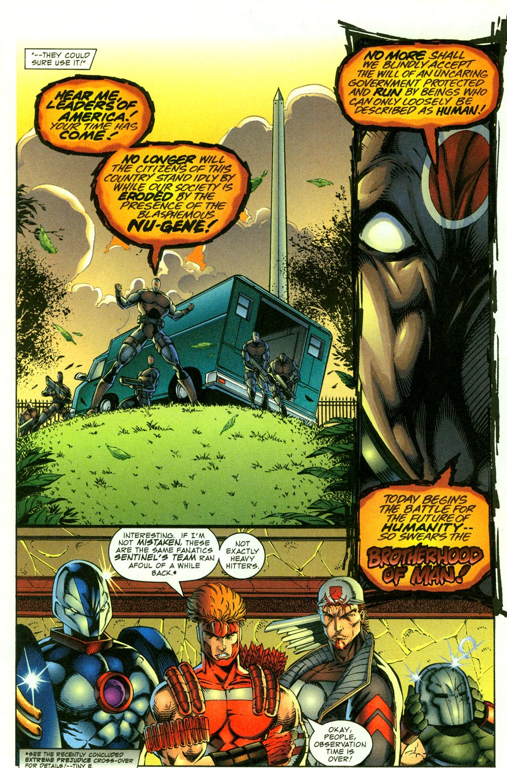 Read online Youngblood GT Interactive Ultra Game Players Special Edition comic -  Issue # Full - 13