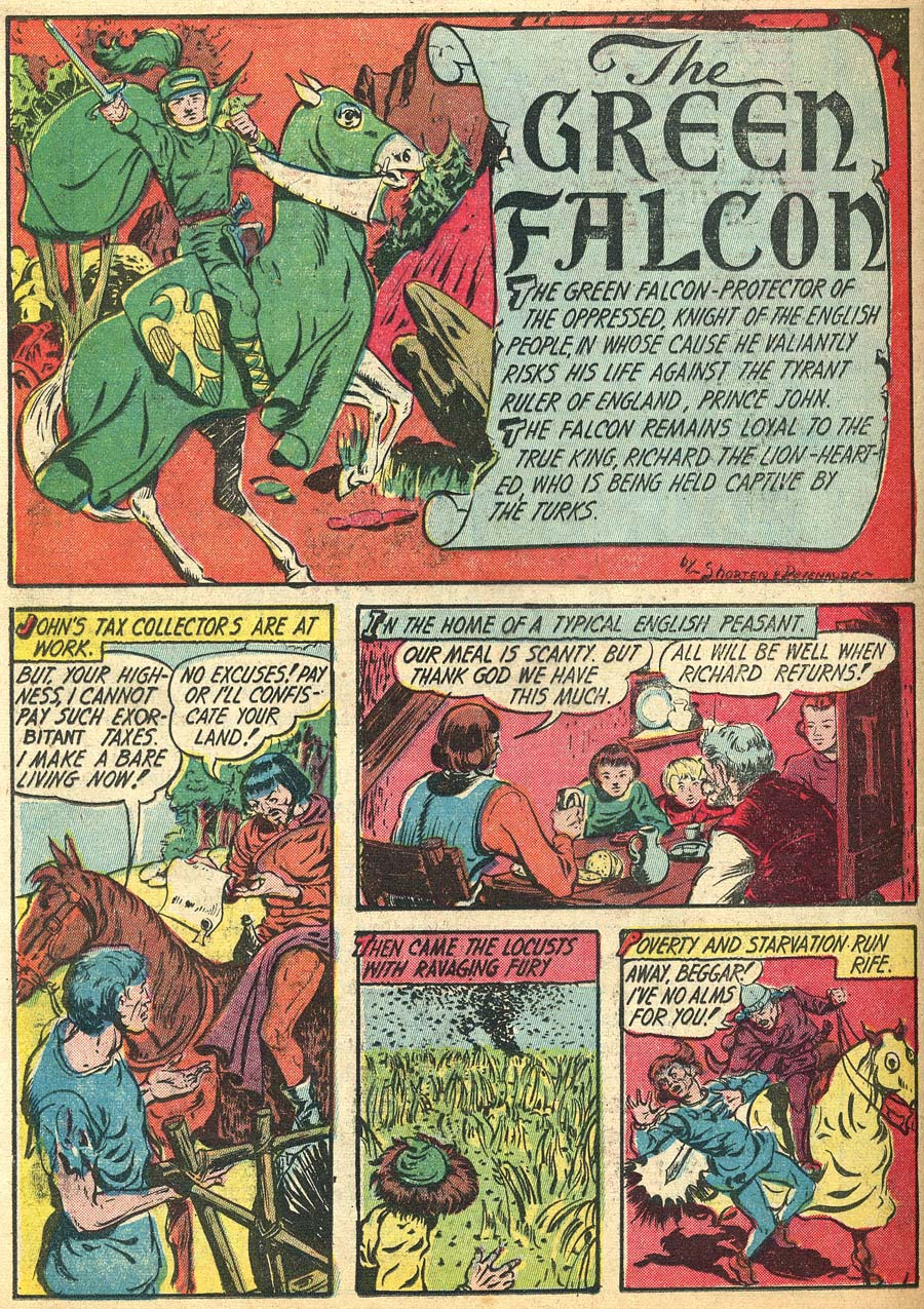 Blue Ribbon Comics (1939) issue 9 - Page 62