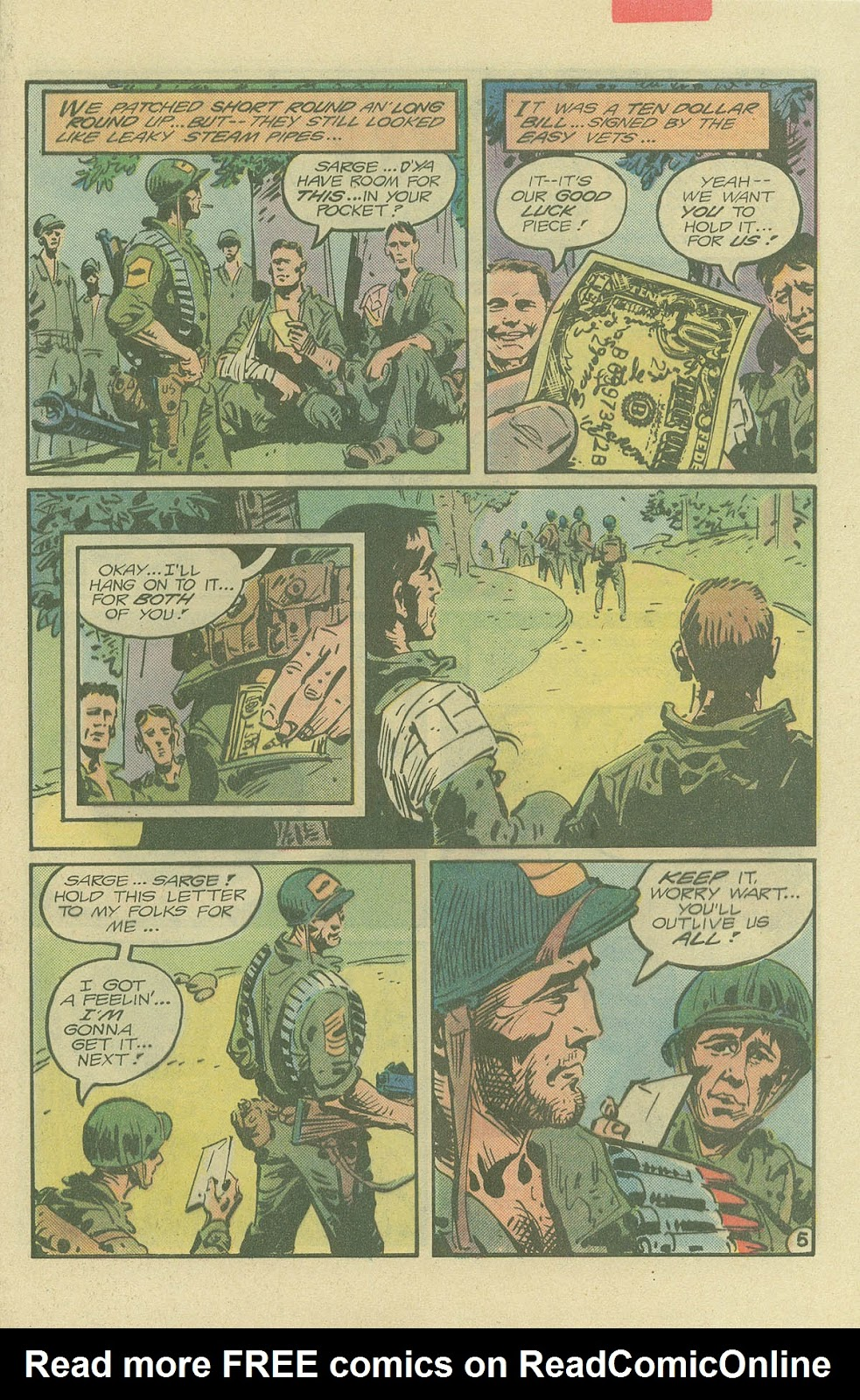 Sgt. Rock issue 389 - Page 5