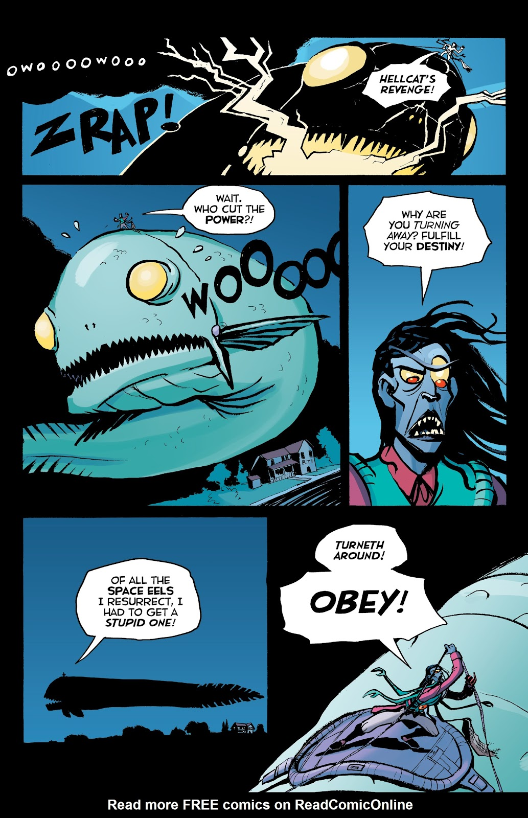 Read online Creature Tech (2019) comic -  Issue # TPB (Part 2) - 88