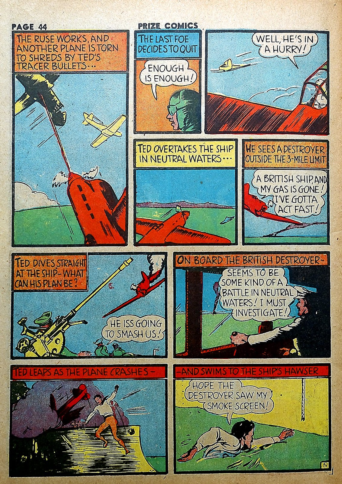 Prize Comics issue 5 - Page 45
