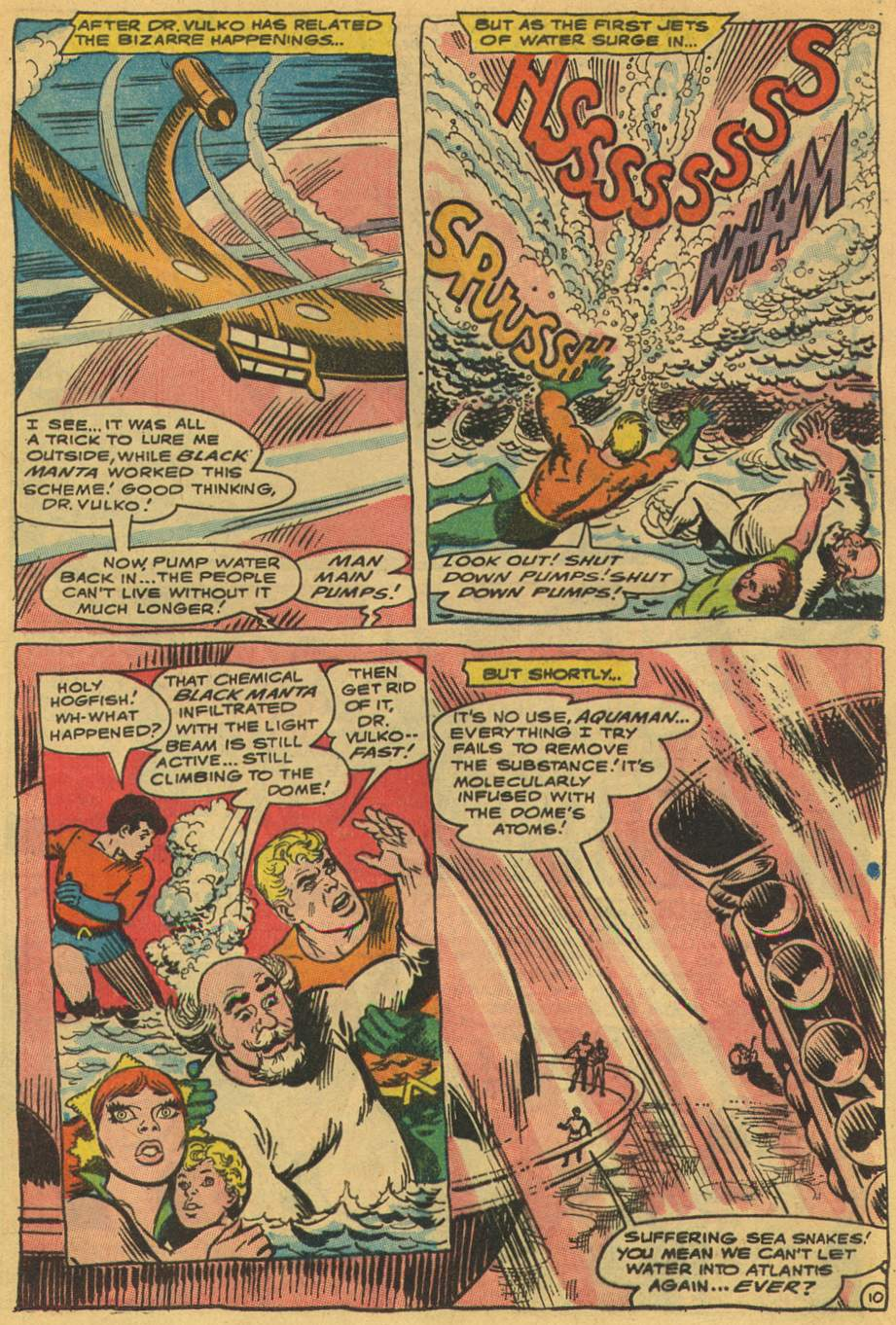Read online Aquaman (1962) comic -  Issue #35 - 13