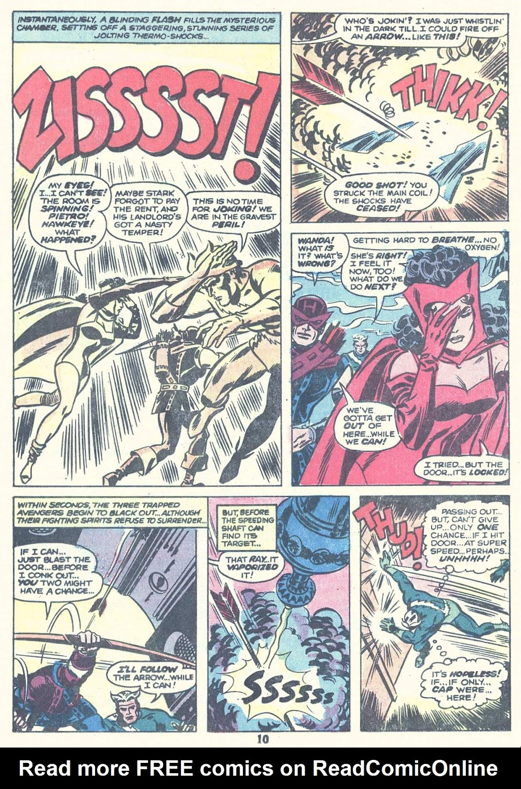 Marvel Triple Action (1972) issue 17 - Page 11