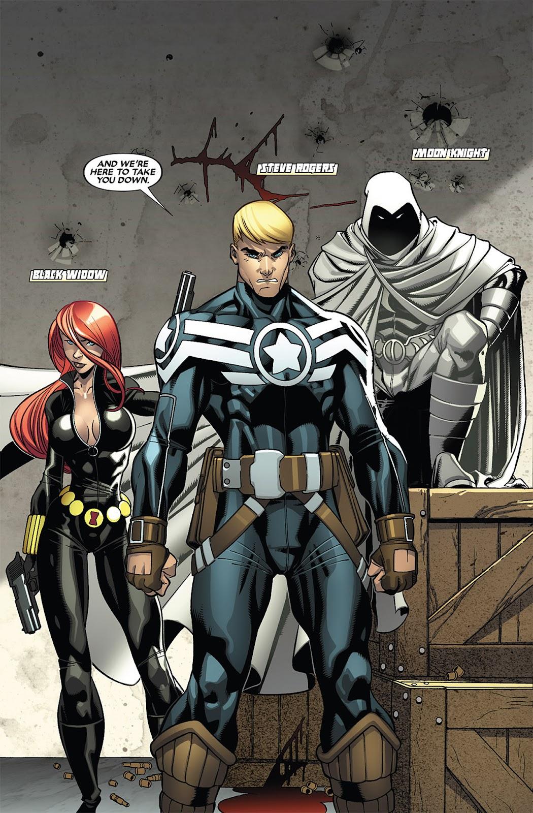 Read online Deadpool (2008) comic -  Issue #27 - 15
