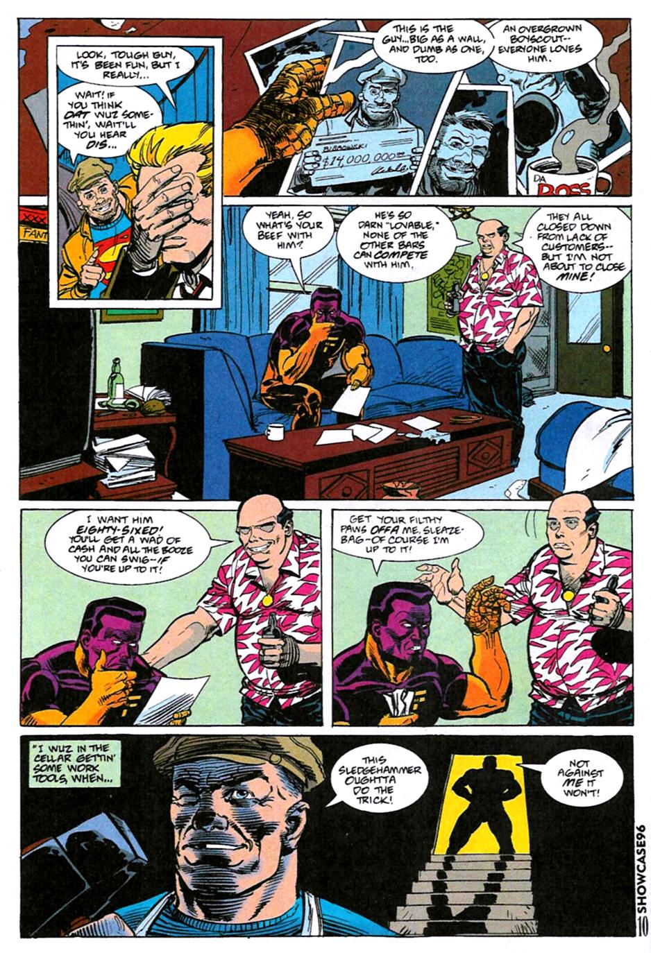 Read online Showcase '96 comic -  Issue #10 - 11