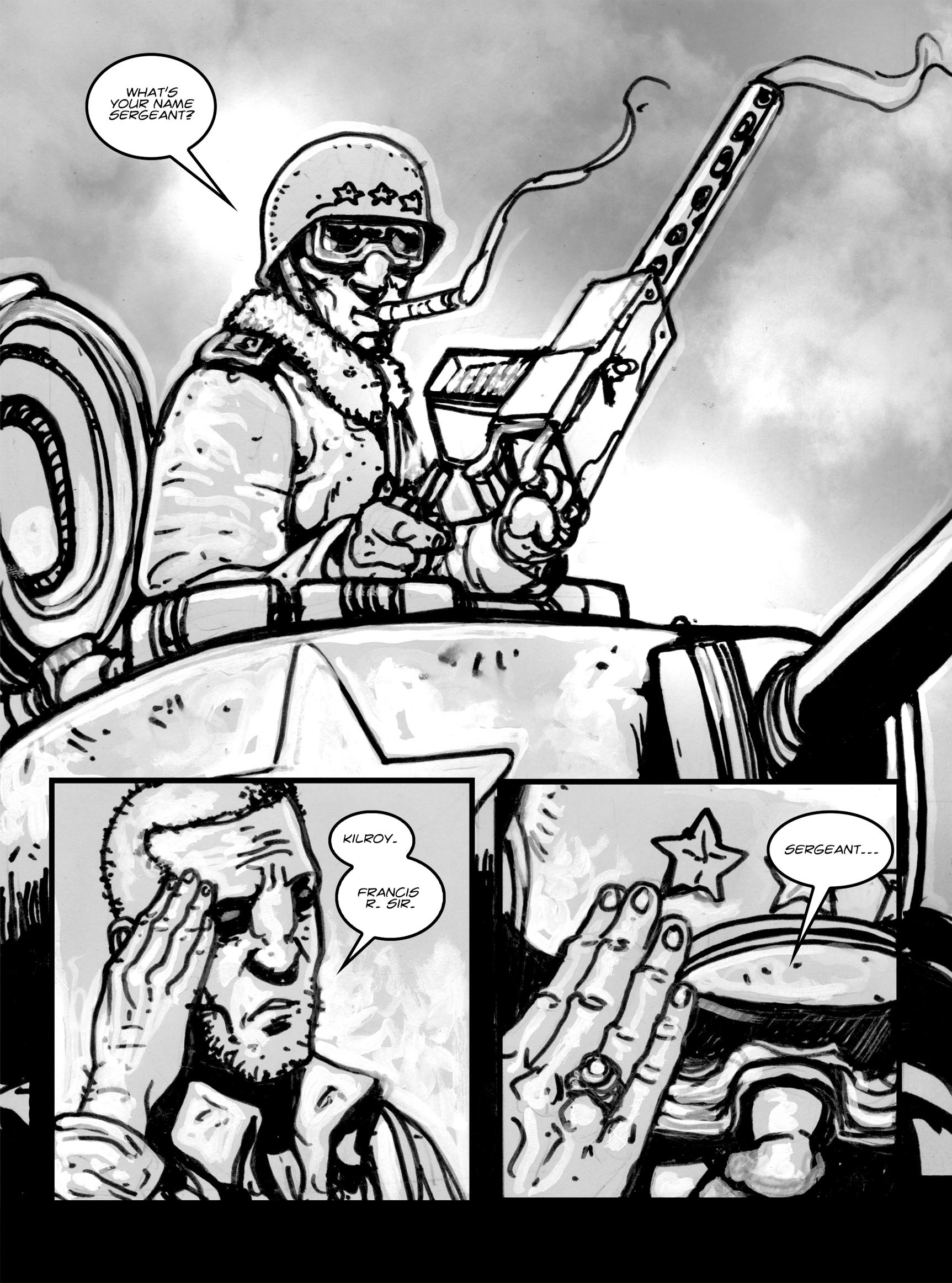 Read online FUBAR comic -  Issue #1 - 149