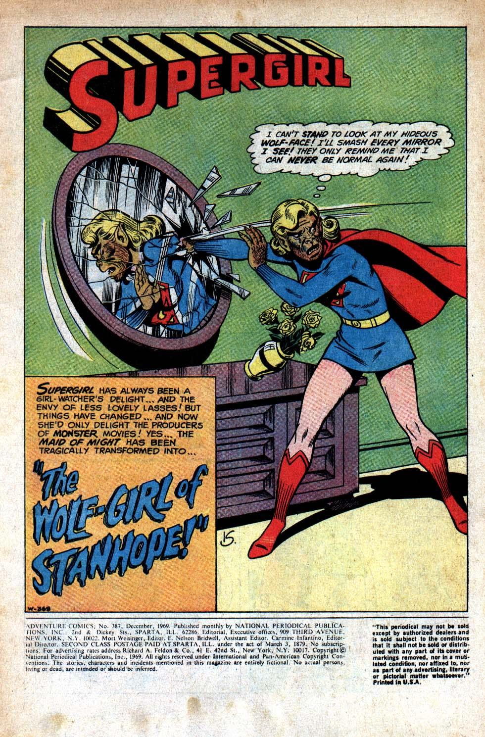 Read online Adventure Comics (1938) comic -  Issue #387 - 3