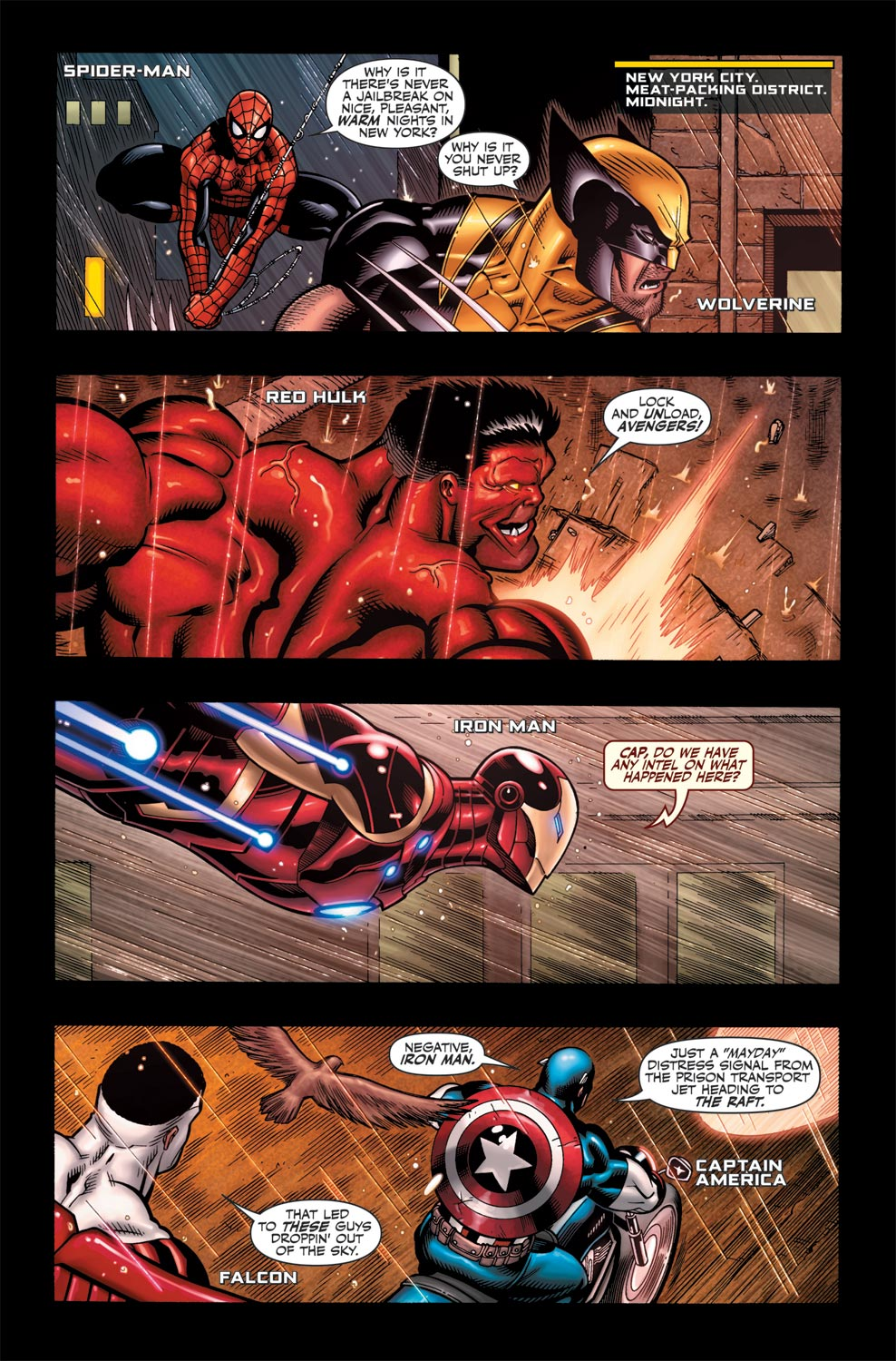 Read online Deadpool (2008) comic -  Issue #46 - 25