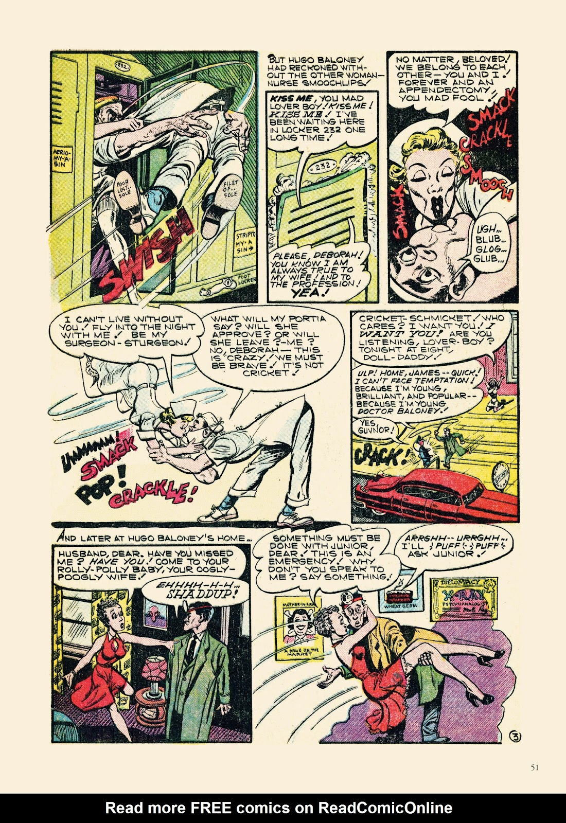 Read online Sincerest Form of Parody: The Best 1950s MAD-Inspired Satirical Comics comic -  Issue # TPB (Part 1) - 52