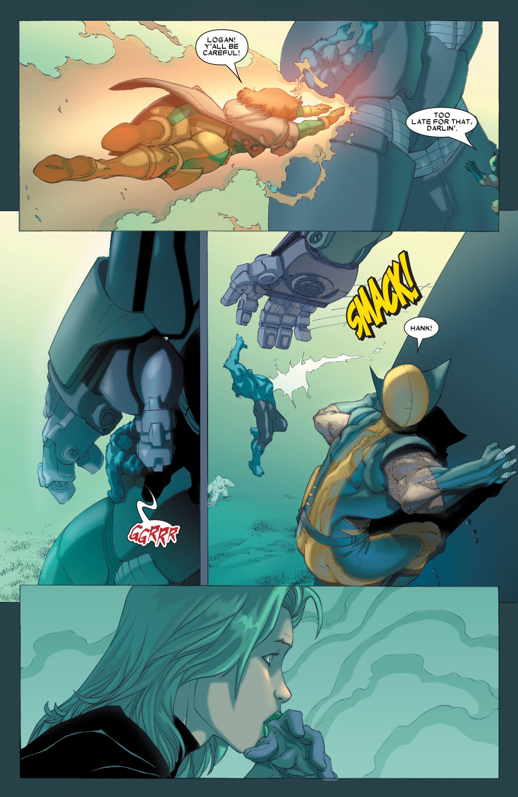 X-Men (1991) 177 Page 6