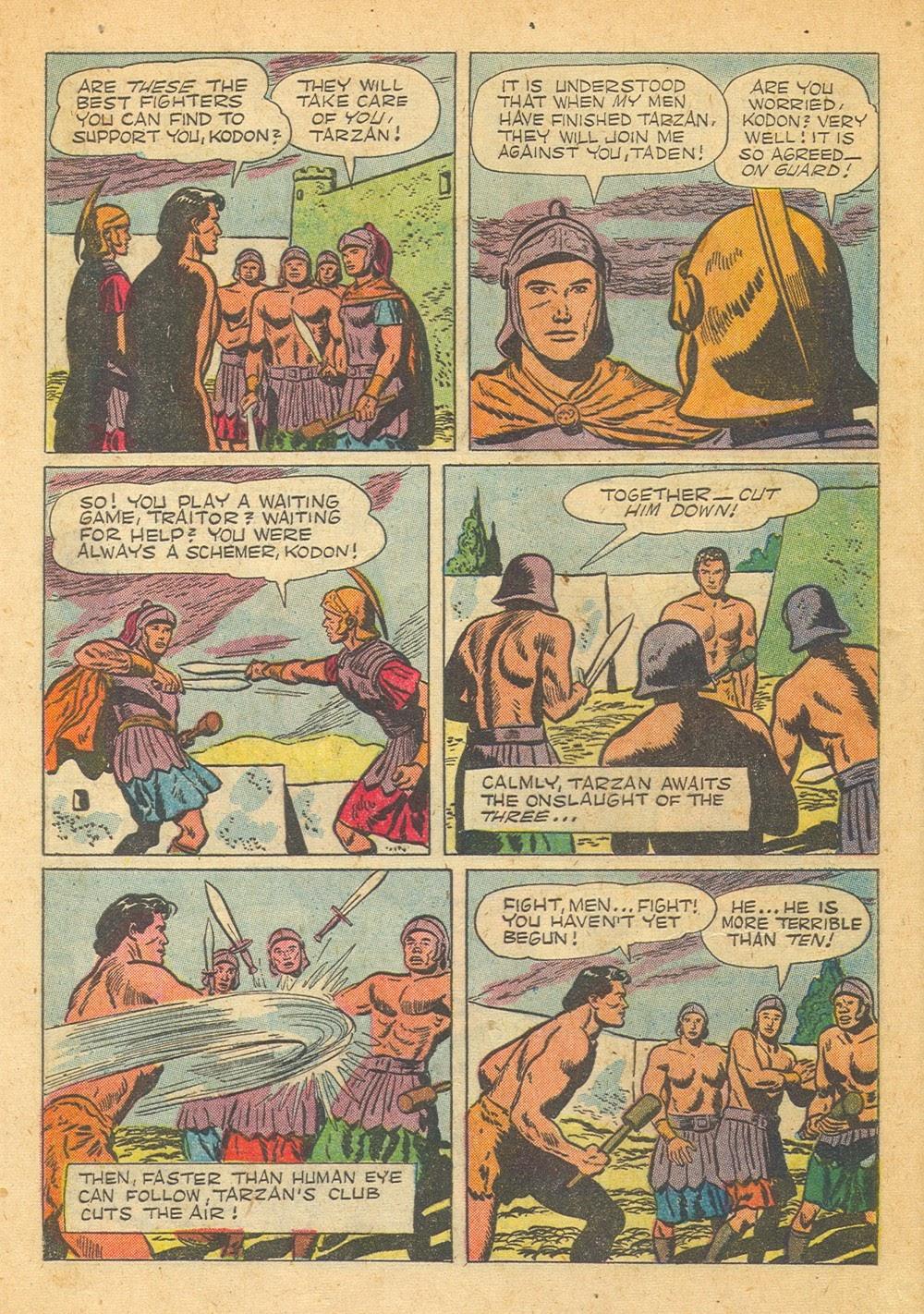Tarzan (1948) issue 57 - Page 16