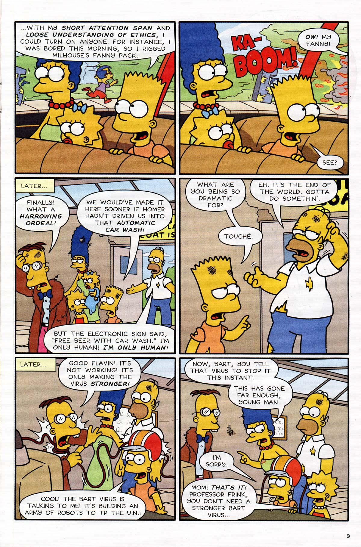 Read online Simpsons Comics Presents Bart Simpson comic -  Issue #15 - 11