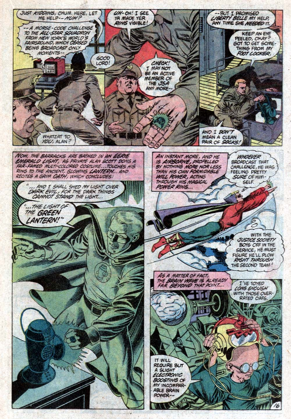 Read online All-Star Squadron comic -  Issue #20 - 19