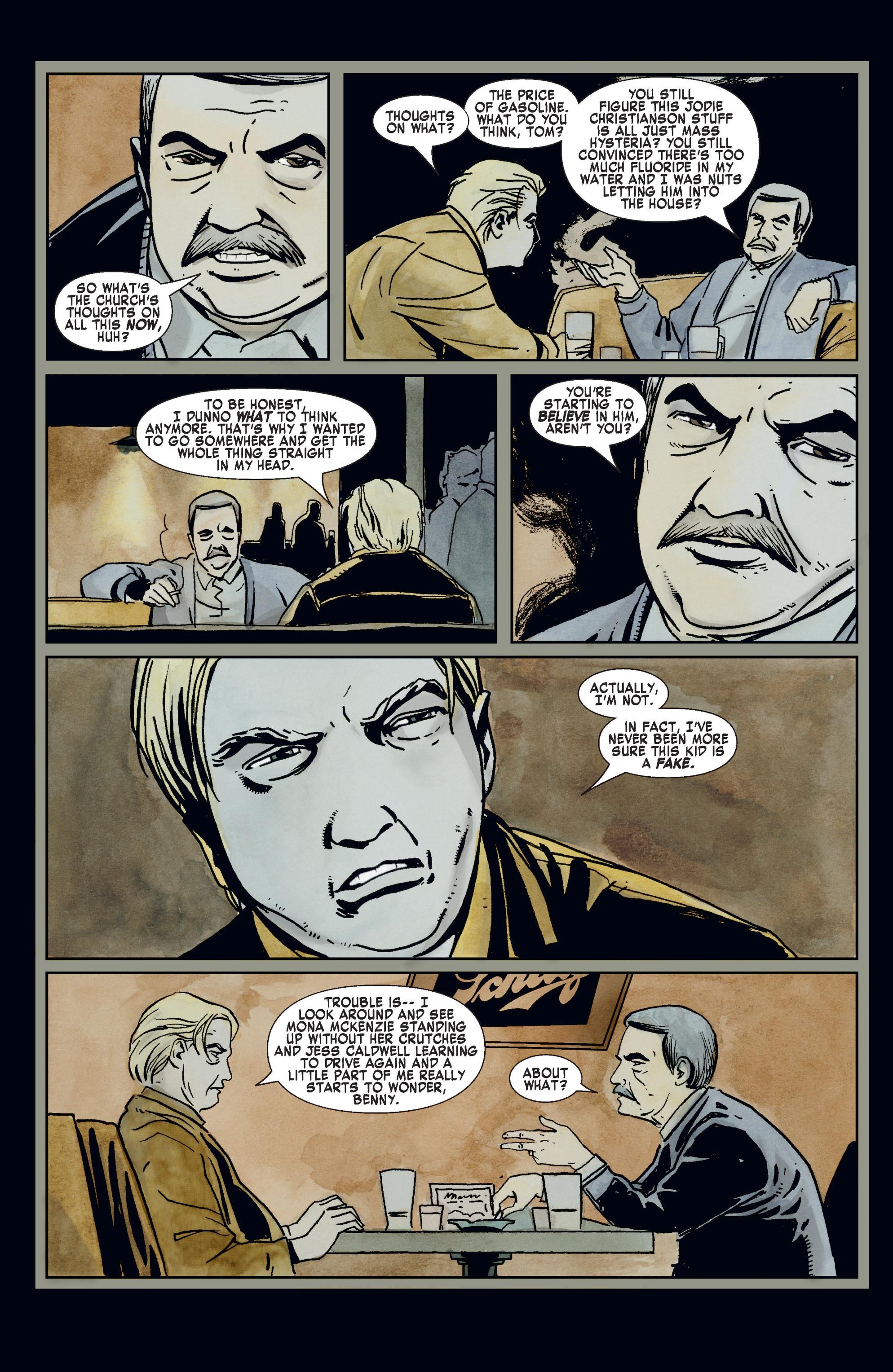 Read online American Jesus comic -  Issue # TPB - 62