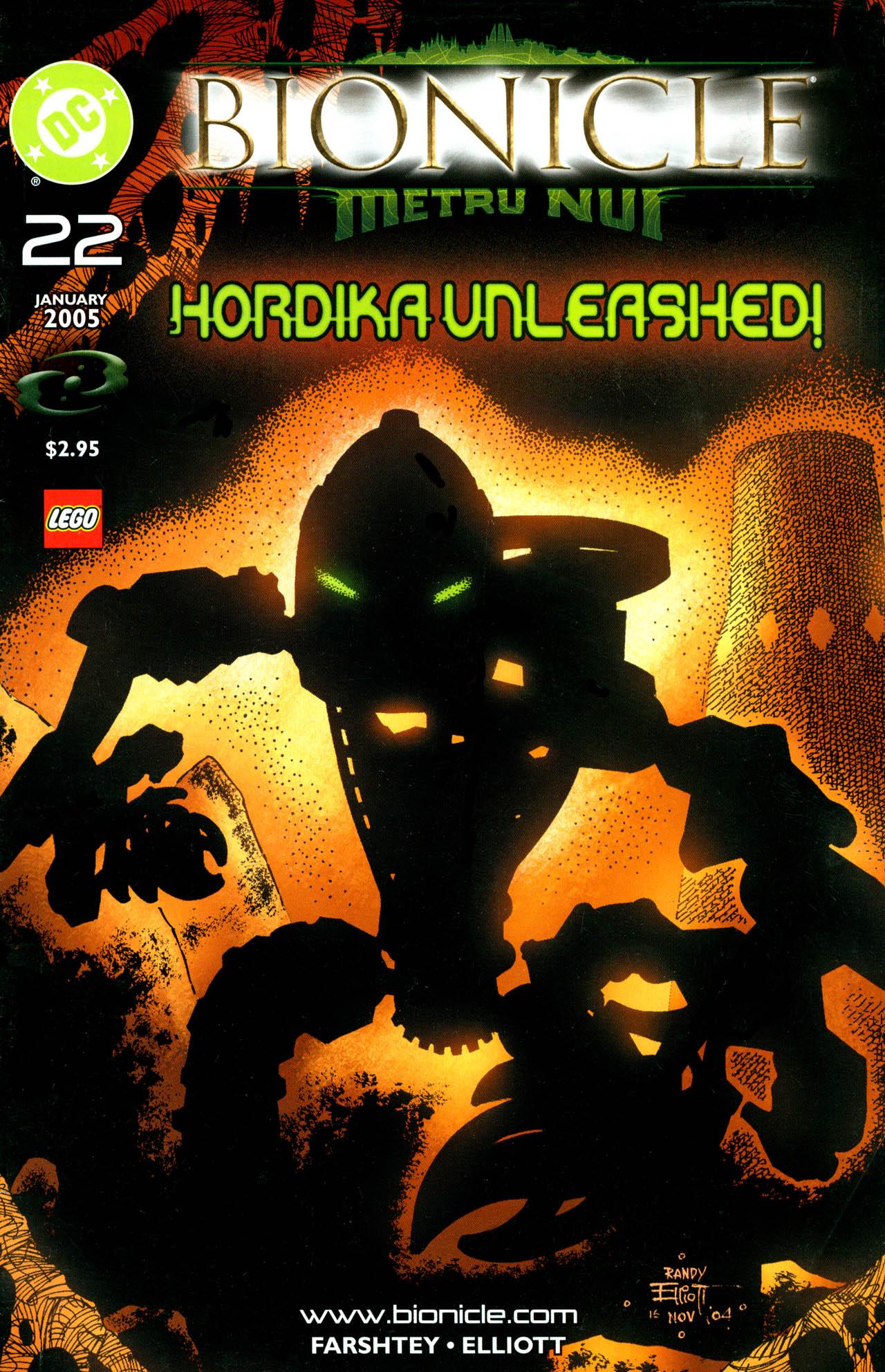 Bionicle 22 Page 1