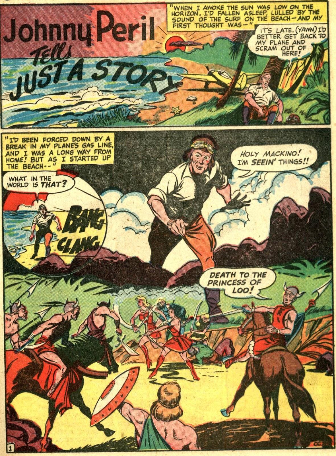 Comic Cavalcade issue 27 - Page 19